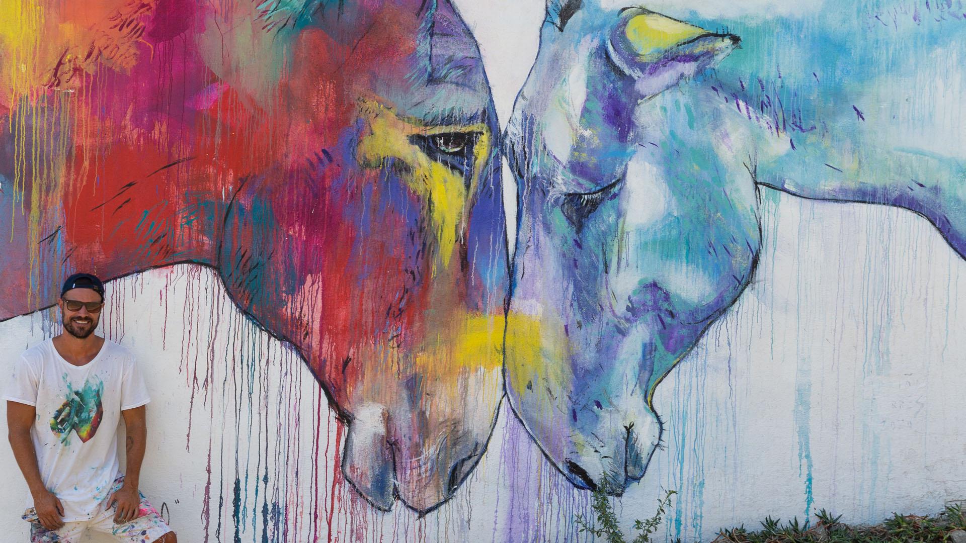 Vínculo by Adrián Torres para Donkey Dreamland Mijas
